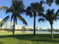 Don Soffer Exercise Trail