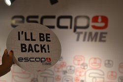 Escape Time RJ