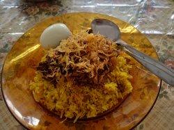 RM. Nasi Kuning Selamat Pagi