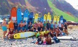 P. Luka Surfing Peru