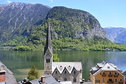 ‪Hallstatt Lutheran Church‬