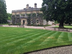 Excellent Country House retreat, brilliant grounds and rooms