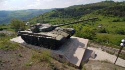 Shushi Tank Memorial