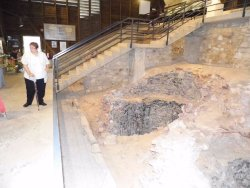 Die römische Kalkbrennerei in Iversheim
