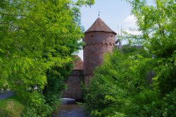 Ramparts of Wissembourg