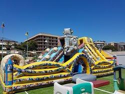 Gomma Park Largo 2 Giugno