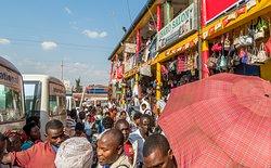Nyabugogo Marche Market