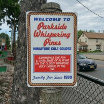 ‪Parkside's Whispering Pines Miniature Golf‬