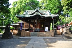 Yoyogi Hachimangu Shrine