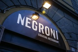 Negroni Cocktail Restaurant