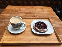 Good coffee, pastry & atmosphere