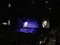 Elvis concert! Fantastic concert & venue ALL Staff were helpful & friendly Security was excellen