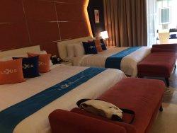 beautiful and nice hotel
