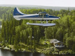 Nestor Falls Fly-In Outposts
