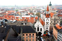 Walking Tours in Munich and Bavaria with Nelly Slivinskaya