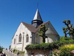 Église Sainte-Radegonde de Giverny