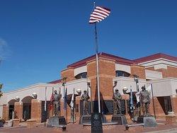 Heroes Plaza - National Medal of Honor Memorial