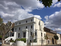 London Irish Centre, Camden - home to North London Wine School