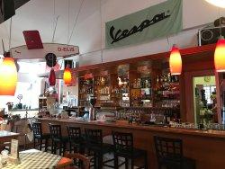 Vespino - Vespa Vino Bar Mercato