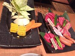 Yakiniku (Grilled meat) Icchou Korien