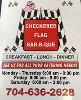 Checkered Flag Barbecue