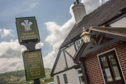 The Plume of Feathers Bed & Breakfast