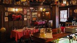 The Widow Bingham's Tavern