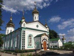 The Holy Cross Exaltation Monastery
