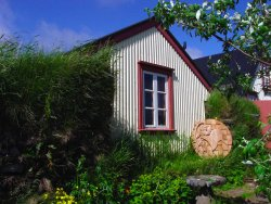 The Icelandic Turf House
