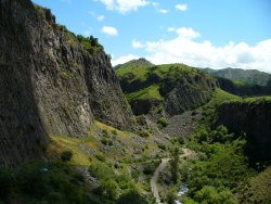 Garni Gorge