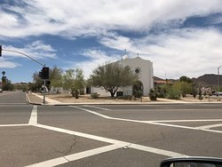 Immaculate Conception Catholic Church in Ajo, AZ