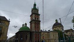 Dormition Church, Korniakt Tower