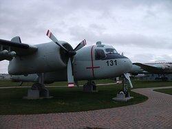 Slemon Park Historical Aircraft Static Display