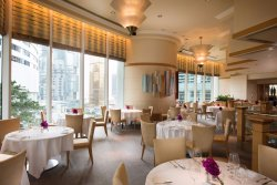 Brasserie on the Eighth at Conrad Hong Kong