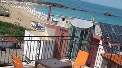Room's terrace view