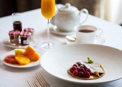 Esplanade Zagreb Hotel - Zinfandel's breakfast