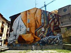 Mural al Hilo del Tiempo