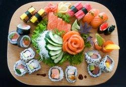 Heiwa Apart y Sushi Bar