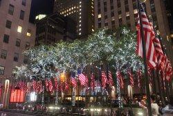 The Rockefeller Centre Entrance area