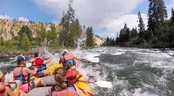 Blue Sky Outfitters Whitewater Rafting