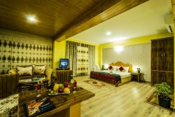 An Outstanding Hotel Snow Flakes Manali