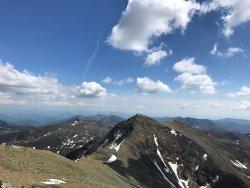 Pietrosul Rodnei Peak