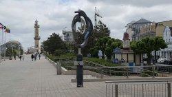 """Skulptur """"Windspiel"""""""