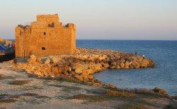 Paphos Harbour Castle