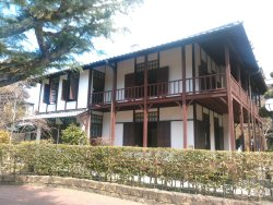 Jyo Nijima's Old House