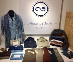 Above the Clouds Natural Wear