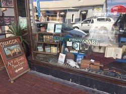 Quagga Rare Books and Art