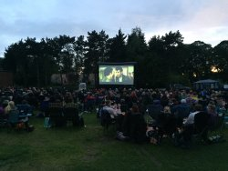 Open Air Film and Chill Gloucester