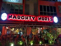 Naughty Nuri's Warung Sutera Utama