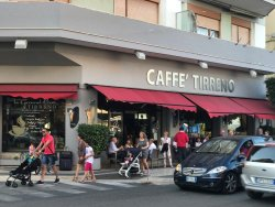 Le Grand Bar Caffe Gran Caffe Tirreno